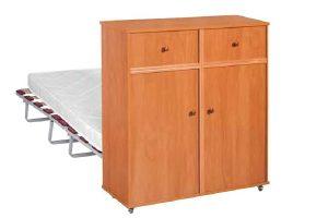 mueble cama plegable