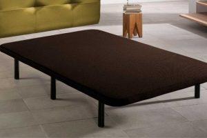 comprar base tapizada barata de cama