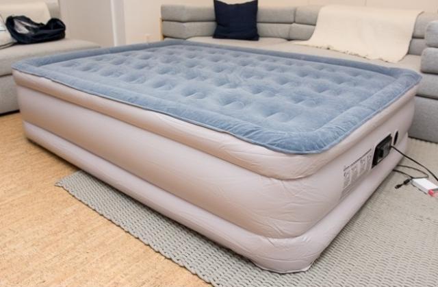 cual es el mejor colchón hinchable